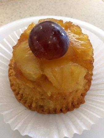 Muffins ananas