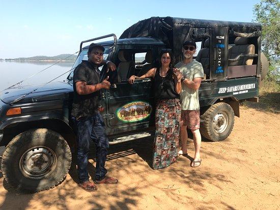 Mathisha Jeep Safari