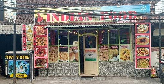 Indian food kuta