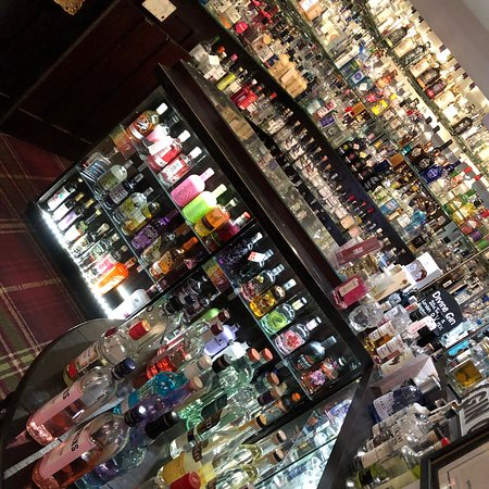1300 Gins in a hotel- What more could you want?