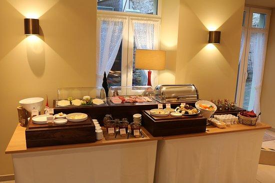 Restaurant & Wine-Café am Stadtturm: Buffet Teil 2
