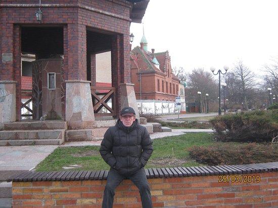 Zelenogradsk, Rusko: March 2019. Зеленоградск. Бювет королевы Луизы.