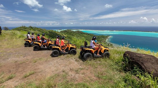 Bora Bora ATV Tours