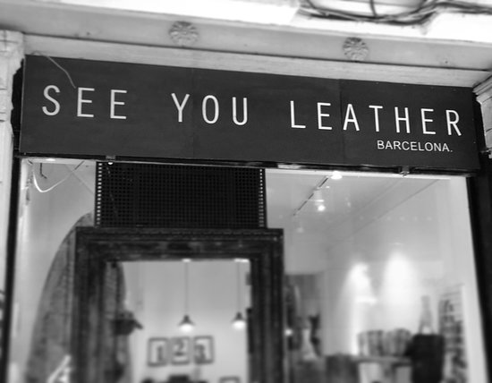 See you Leather