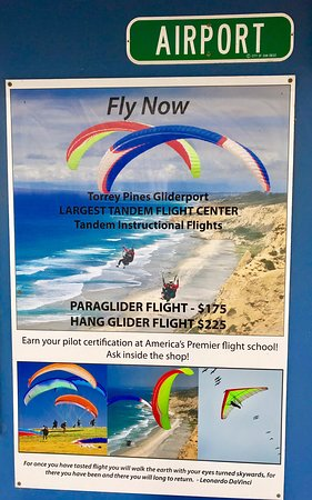 TORREY PINES GLIDERPORT, La Jolla, California!  It will ALWAYS be a VERY SPECIAL SPOT!  (3/22/2019)