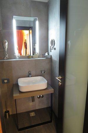 Bathroom lavatory