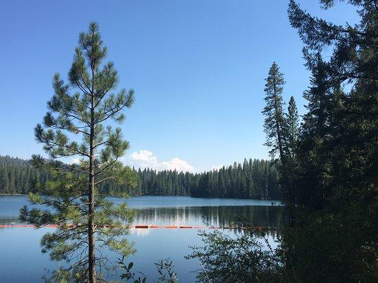 Mi Wuk Village, CA: Lyons Reservoir fishing and hiking.