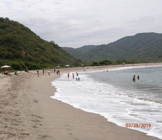 beach view North