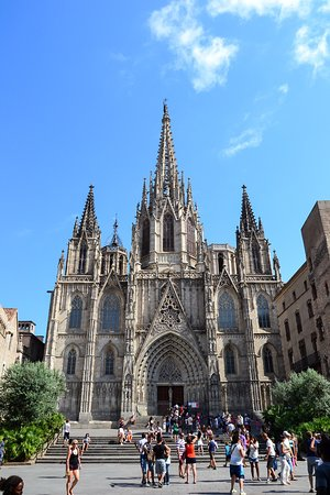 Excursions in Barcelona