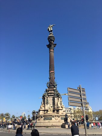 Barcelona City was beautiful and a visit to Port Vell is well worth it full of restaurants and great atmosphere