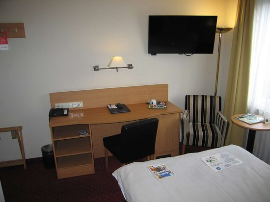 Best Western City Hotel Goderie: Standard Single Room Non Smoking