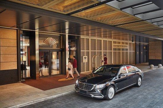 Mandarin Oriental Wangfujing, Beijing Hotel