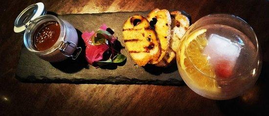 Boilerhouse Kitchen & Bar: BEST Pate!
