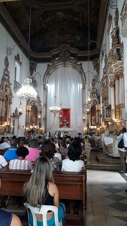 Salvador de Bahía, Brasil. Iglesia del Señor de Bonfim.