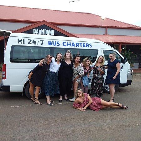 KI 24/7 Bus Charters