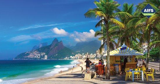 Rio de Janeiro, RJ: copacabana