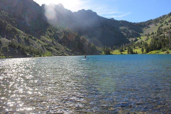Sumpter, Oregon: Alpine Lake in Oregon