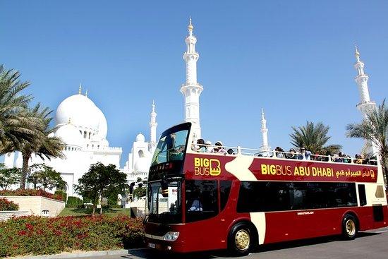 Big Bus Abu Dhabi Hop-On Hop-Off Tour...