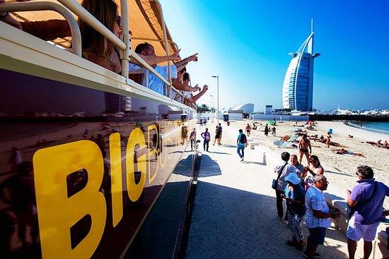 Tour Big Bus Hop-On Hop-Off di Dubai