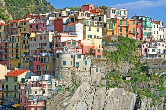 Cinque Terre Semi-Private Day Trip from...