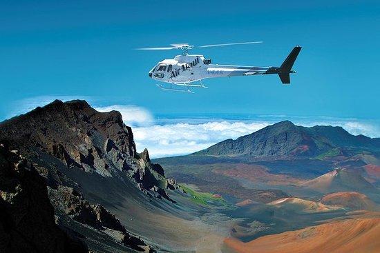 Tour de helicóptero en Maui: vuelo...