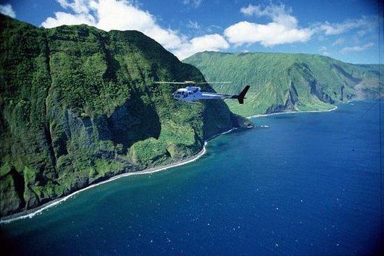 Recorrido en helicóptero por Maui...