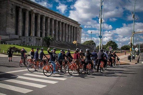 Recorrido en bicicleta por Buenos...