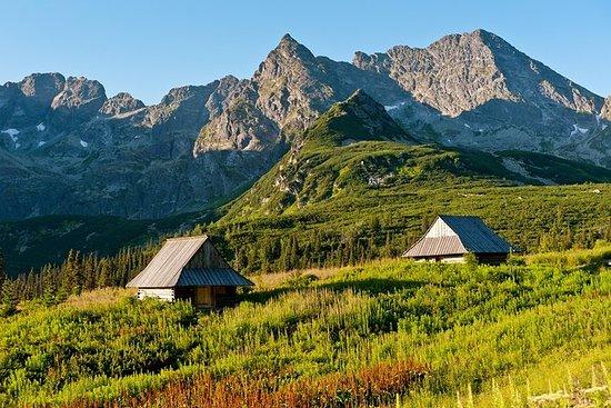 Gita di un giorno per Zakopane e monti