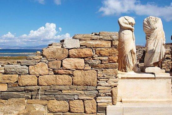 Delos - Tagesausflug von Mykonos