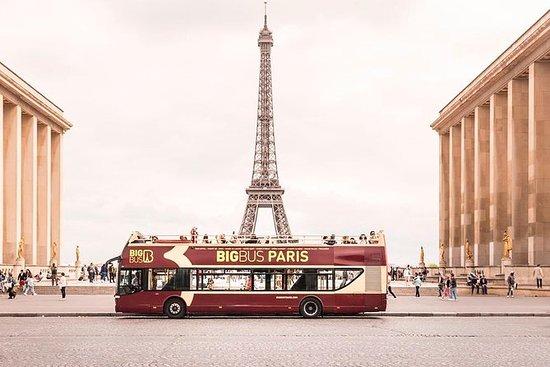 Excursão em ônibus panorâmico Big Bus...