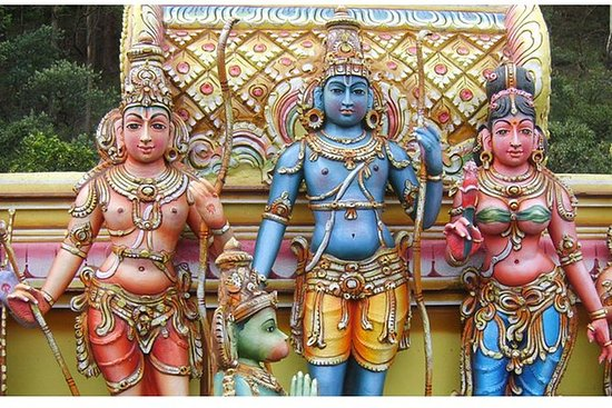 8-dagers Private Ramayana Trail Tour...