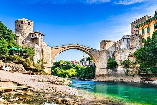 Mostar og Kravica Waterfall Small-Group...