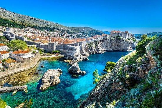 Dubrovnik liten gruppe tur fra Split...