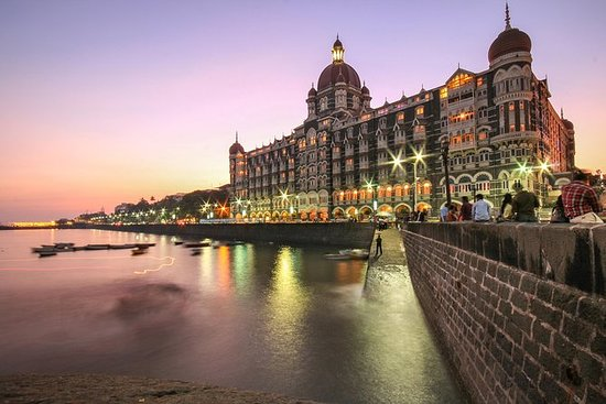 Høydepunkter i Mumbai: Private...