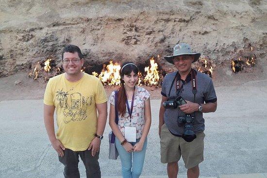 Mystic Ateshgah og Yanar Dag Tour