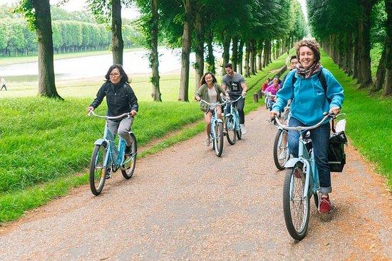 Versailles-fietstocht met ...