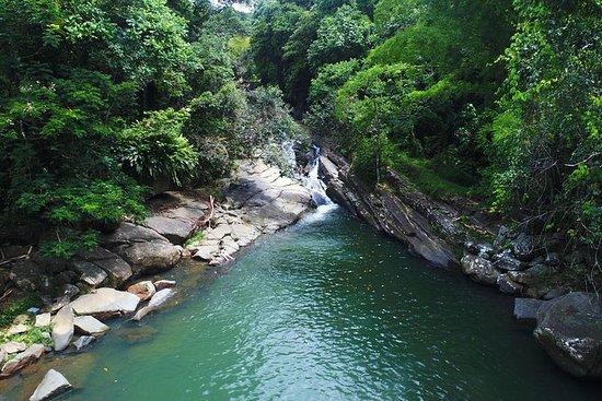 El Yunque utenfor bukket sti tur tur