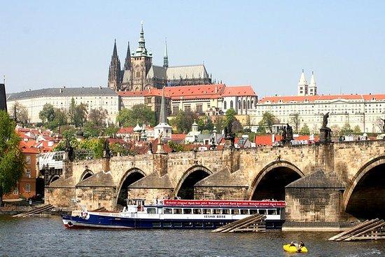 布拉格伏爾塔瓦河全景巡遊