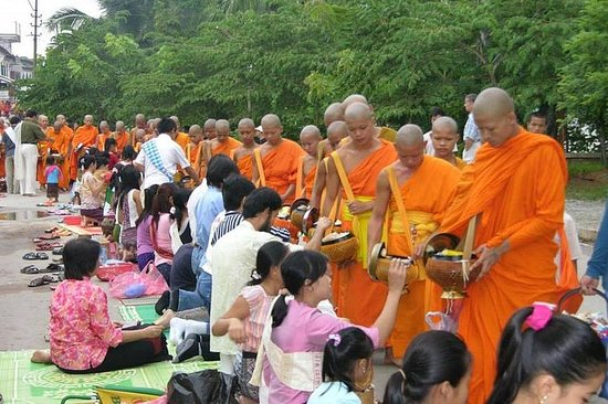 私人旅游:琅勃拉邦半日游