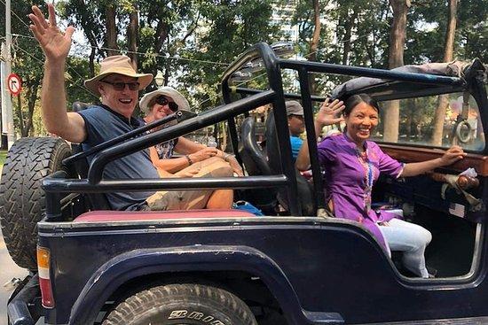 Excursion privée en jeep dans les...