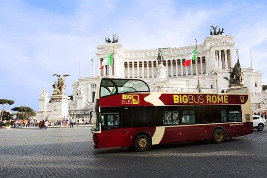 大巴士罗马随上随下旅游