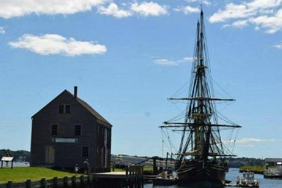 Combo de excursões de Salem: excursão...