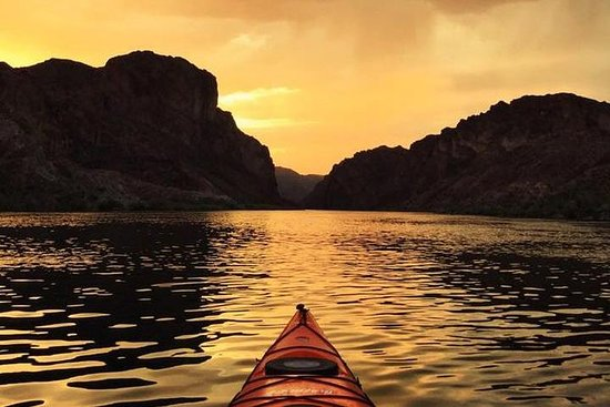 Twilight Kayak Tour fra Las Vegas
