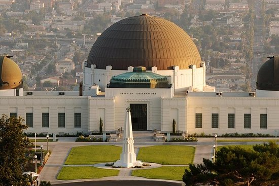 好莱坞,加利福尼亚科学中心和阿纳海姆的格里菲斯天文台