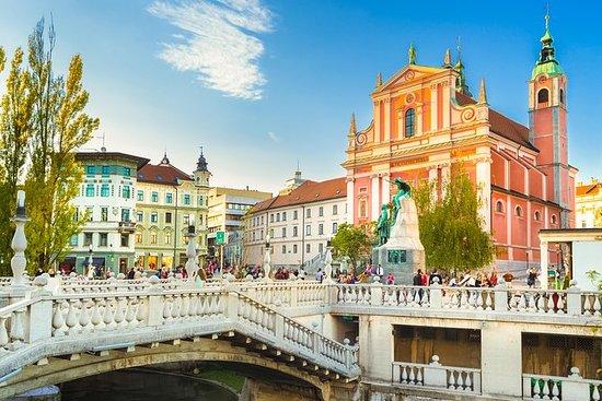 Zagreb Super Saver: Ljubljana e Lake...