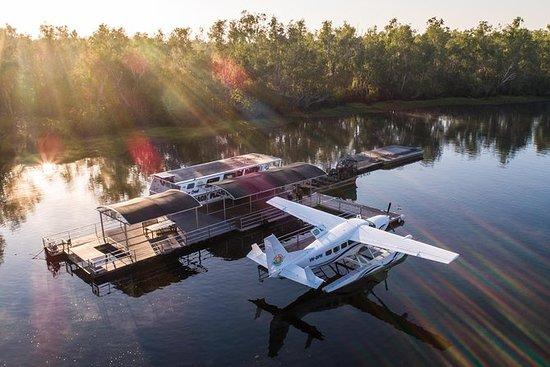 达尔文的内陆水上飞机和飞艇之旅