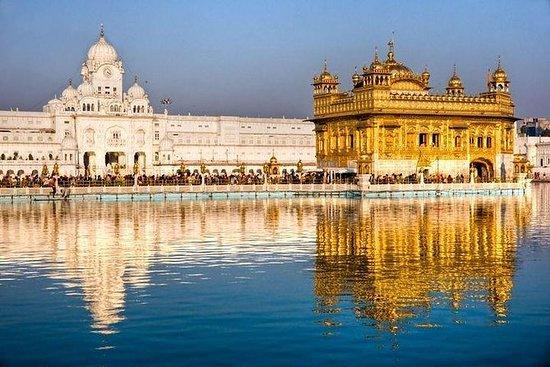 Amritsar et Golden Temple Tour de...