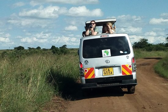 Tour al Parque Nacional de Nairobi