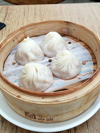 Crystal Jade La Mian Xiao Long Bao (AP): 小籠包