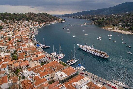 一日游Hydra - Poros - 来自雅典的Aegina